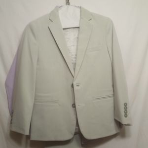 Calvin Klein 3 pc Suit size 10 and shirt